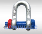 Bolt Type Safety Pin Chain G-2150